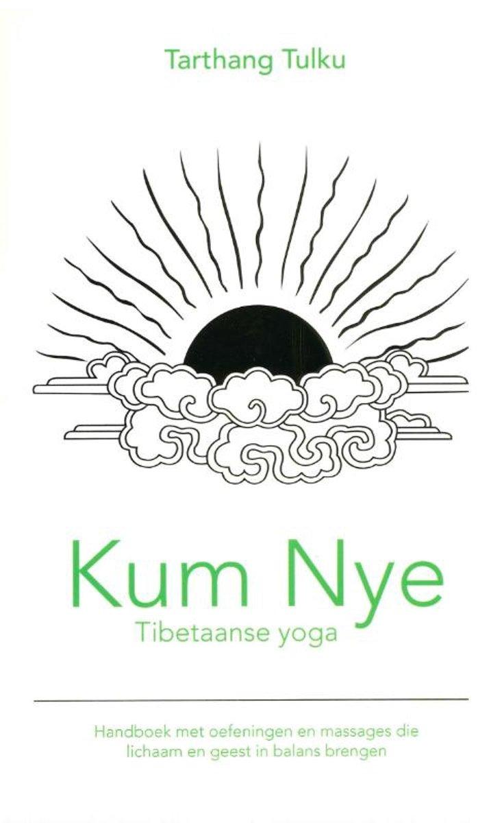 Kum Nye Tibetaanse yoga