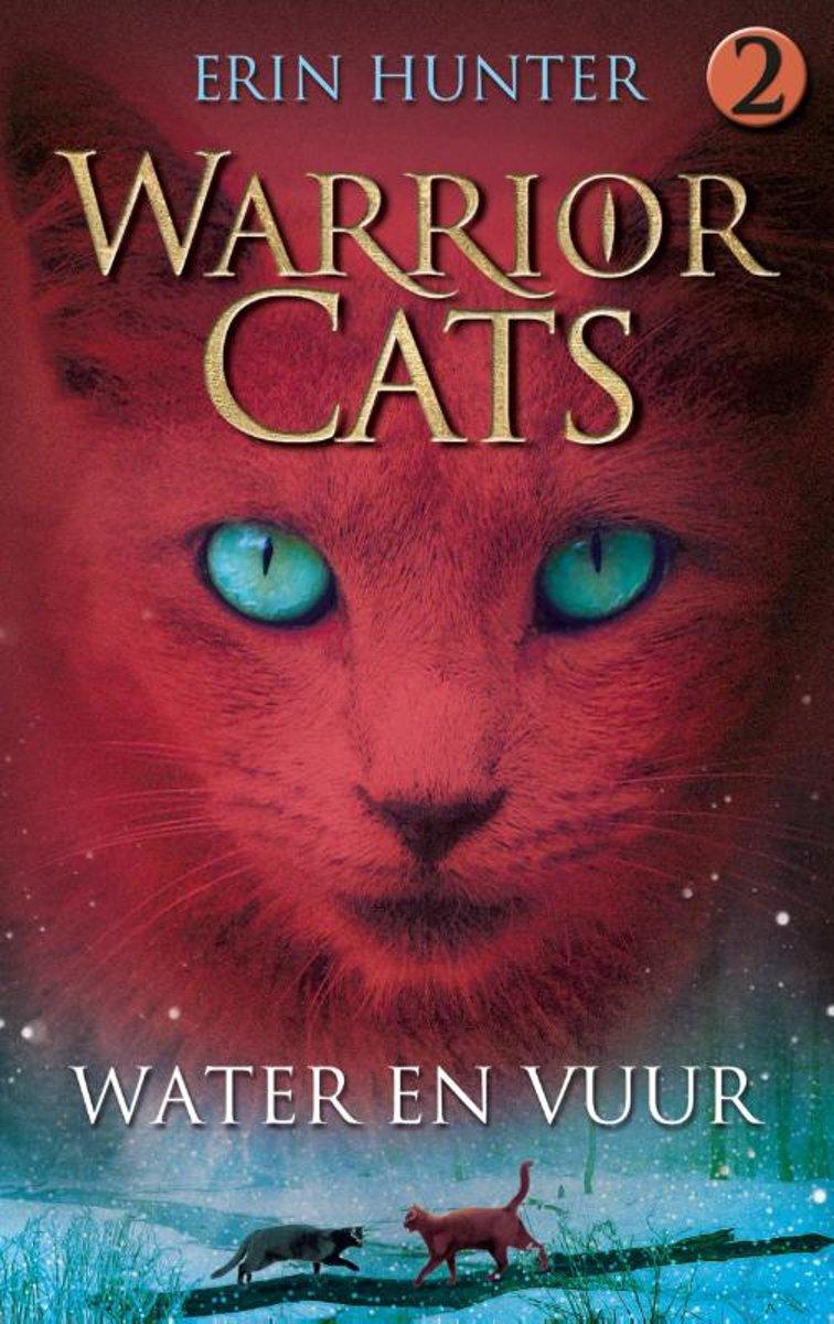 Warrior cats 2: water en vuur